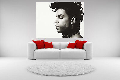 Vintage Giclee Canvas (Prince Portrait Canvas Vintage Giclee Print Picture Unframed Home Decor Wall Art)