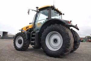 Unreserved Auction - 2009 JCB Fastrac 7230 Tractor