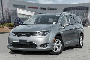 2018 Chrysler Pacifica Touring-L, BACKUP CAM, BLURAY, LEATHER, P