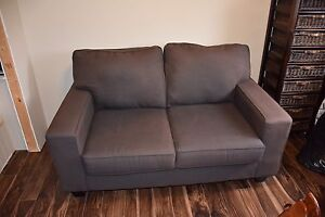 Loveseat Grey