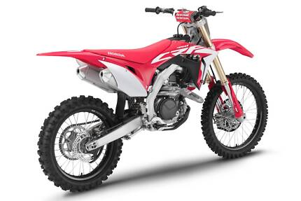 2019 CRF450R Maitland Maitland Area Preview