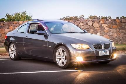 2007 BMW 325i E92 Coupe Auto Taylors Lakes Brimbank Area Preview
