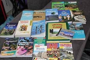 *NEW* 19 Travel Books - Various Titles - LONELY PLANET + More Hillbank Playford Area Preview