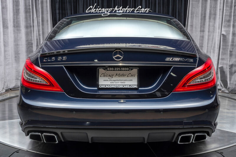 Image 5 Voiture Européenne d'occasion Mercedes-Benz CLS-Class 2014