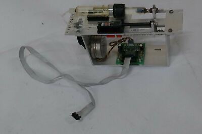 Cell-dyn 3700 Analyzer Flow Panel Hgwwic Lyse Hgbwic Diluent Stringes Module