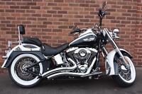 Harley-Davidson SOFTAIL DELUXE FLSTN 103cu 1690cc ABS