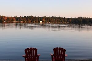 Lakefront Cottage Rental