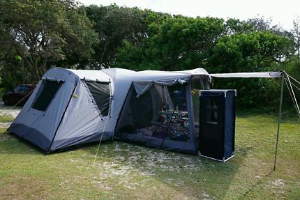OZTrail Villa Dome 20th Anniversary edition 4 room & Oztrail Villa Dome Tent (20th Anniversary) | Camping u0026 Hiking ...