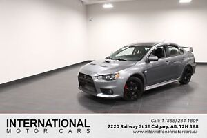 2014 Mitsubishi LANCER EVOLUTION EVO GSR! BLOWOUT PRICING!