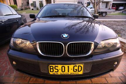 Bmw 318 2003 model auto 4 cylinder very tidy inside out all log b Beaumont Hills The Hills District Preview