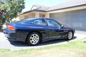 1991 Nissan 180SX, SR20DET, Silvia