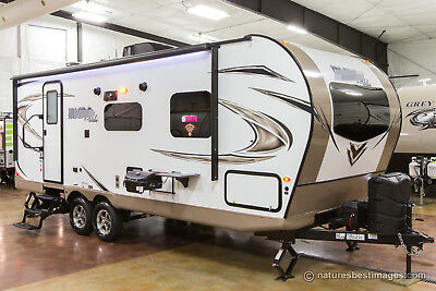 New 2019 Micro Lite 25FBLS Rear Bathroom Travel Trailer AKA Rockwood 2511S Sale