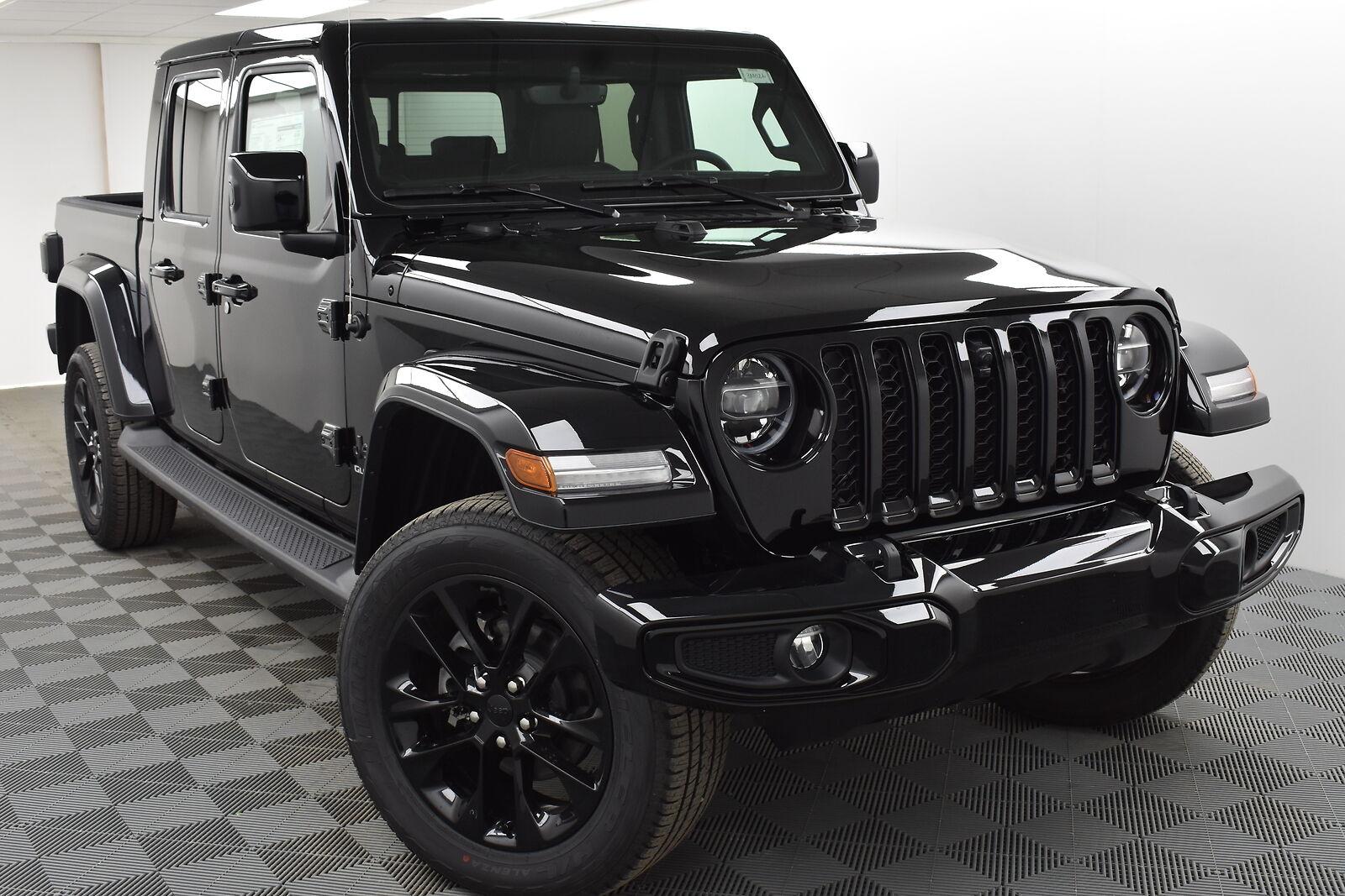 2021 jeep gladiator overland high altitude 4x4 diesel