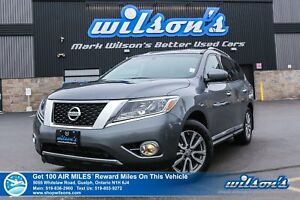 2015 Nissan Pathfinder SL | 4X4 | LEATHER | REAR CAMERA | CRUISE