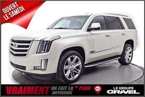 2015 Cadillac Escalade Luxury TOIT OUVRANT DVD