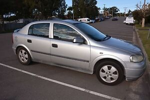 2003 Holden Astra Hatchback Long Jetty Wyong Area Preview