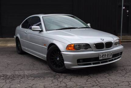 2000 BMW 323Ci Coupe Mile End South West Torrens Area Preview