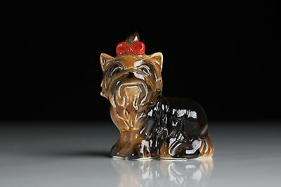 Goebel Hund Yorkshire Terrier 515 Tier Figur ()