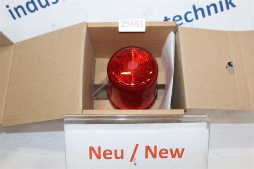 Pfannenberg P300 Flf Flashing Light Signal Light Red 21331155000