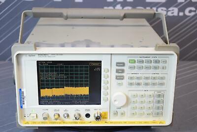 Agilent 8563ec 005007 Portable Spectrum Analyzer 9khz-26.5ghz Calibrated