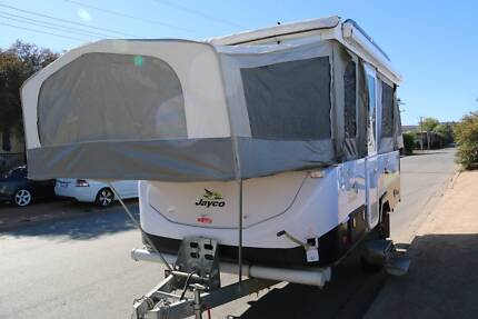 2014 JAYCO EAGLE OUTBACK CAMPER - STOCK #755 Oaks Estate Queanbeyan Area Preview