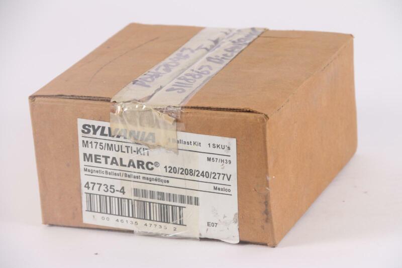 New Open Box Sylvania M175 Ballast Multi-Kit Metalarc