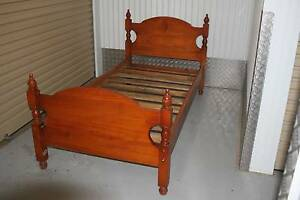 Single Wood Bed excelent condition Kelvin Grove Brisbane North West Preview