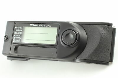 [Near MINT] Nikon MF-28 Multi Control Date Back for F5 From JAPAN