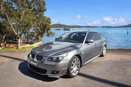Bmw 530i Killcare Heights Gosford Area Preview
