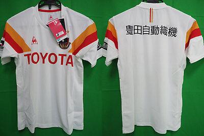 2015 Nagoya Grampus Eight Player Jersey Shirt Away J-league TOYOTA le coq M BNWT image