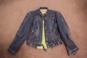 Ladies Draggin Kevlar Motorbike Jacket - Size 10 Wallsend Newcastle Area Preview