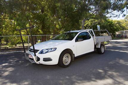 2012 Ford Falcon Ute FG MkII Auto Super Cab Sandgate Brisbane North East Preview