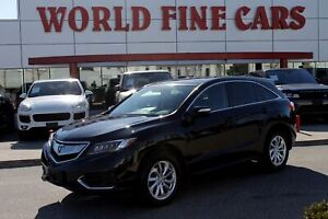 2016 Acura RDX   Accident Free *One-Owner*   Technology Pack
