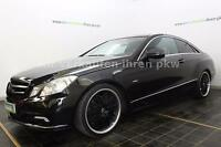 Mercedes-Benz E-Klasse Coupe E 350 CGI BlueEfficiency AMG Styl