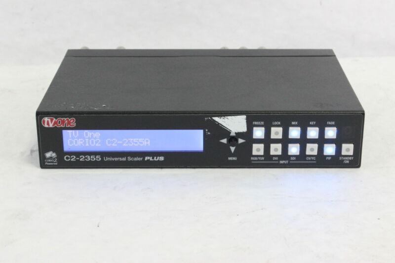 tvONE C2-2355A Plus HD/SDI Universal Scaler
