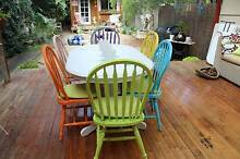 Table and Six Chairs Sans Souci Rockdale Area Preview