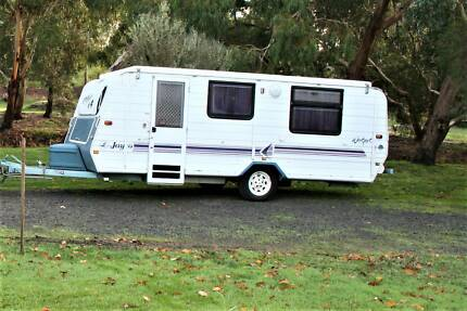 Jayco Westport Pop Top caravan. Low miles. Good Condition. Stawell Northern Grampians Preview
