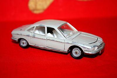 Vintage metal toy soviet car Diecast old USSR metal model NSU RO 80 USSR