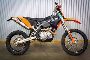 2009 KTM 530 EXC-R Tamworth Tamworth City Preview