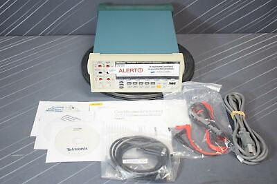 Tektronix Dmm4050 Digital Precision Multimeter 6.5 Digits