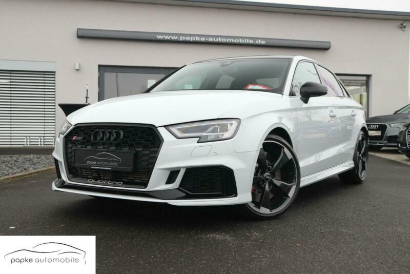 Audi RS3 2.5 TFSI quattro Limo +LED+DESIGN-RS+19ZOLL+