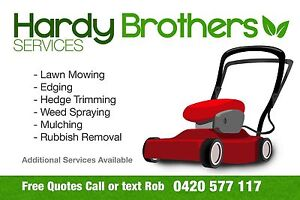 Hardy Brothers Services Ashmore Gold Coast City Preview