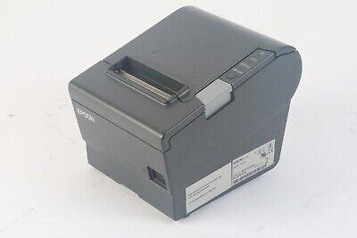 Epson M267d Tm-t20ii Pos Usb Parallel Thermal Receipt Printer