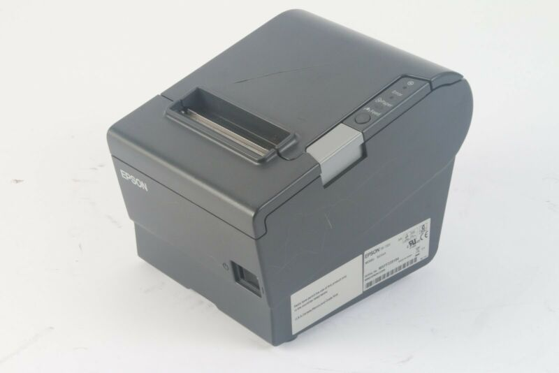 Epson M267D TM-T20II POS USB Parallel Thermal Receipt Printer
