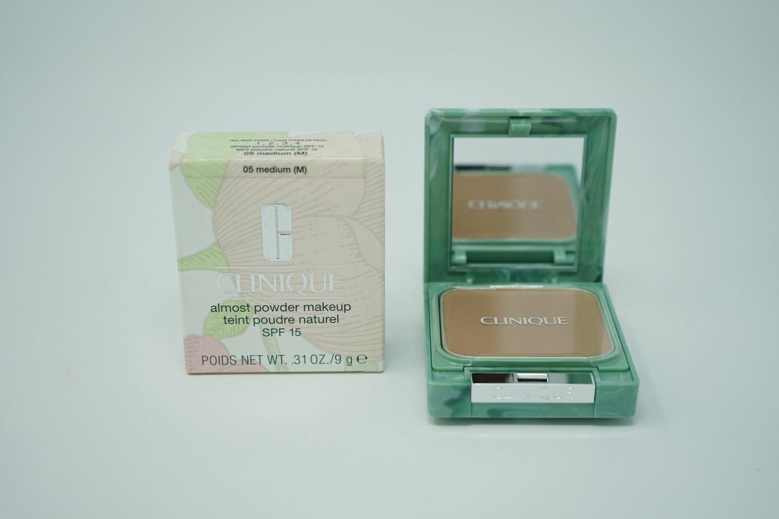 Clinique Almost powder makeup SPF15 medium (M) 05