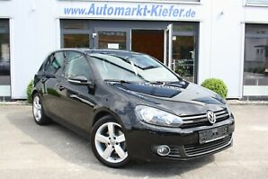 VW Golf 1.4 TSI Style*Navi*Climatronic*Schiebedach*