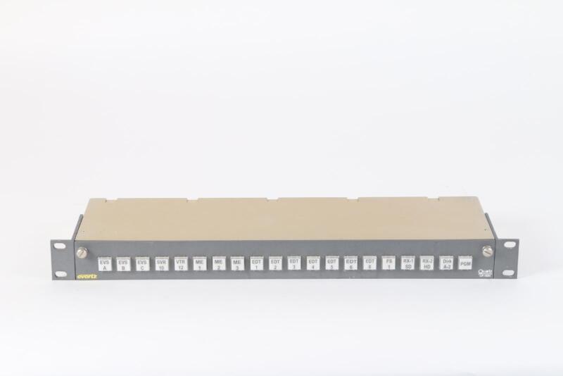 Quartz CP-1604 Remote Control Panel 20-Key Push-Button