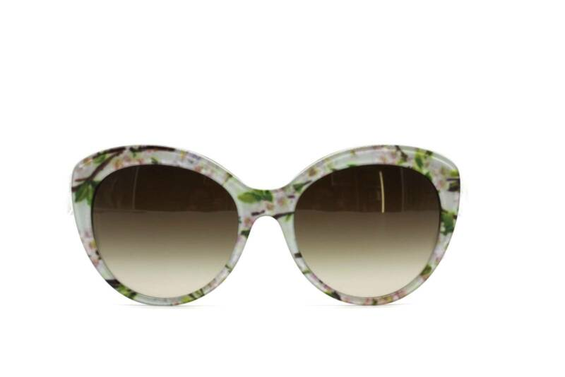 c23ffceb9 XXX SOLD XXX DOLCE & GABBANA Women Floral Cat-Eye ...
