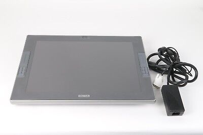 Used, Wacom DTZ-2100 Cintiq 21UX LCD Tablet DTZ-2100/G - Fair Condition for sale  Rancho Cordova