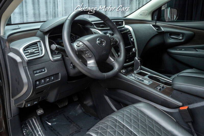 Image 9 Voiture Asiatique d'occasion Nissan Murano 2019